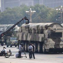 Vojna parada u Kini (Foto: AFP) - 4