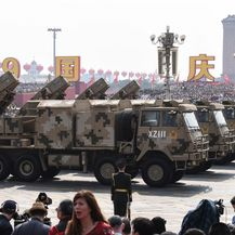 Vojna parada u Kini (Foto: AFP) - 5