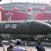 Vojna parada u Kini (Foto: AFP) - 6