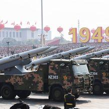 Vojna parada u Kini (Foto: AFP) - 10
