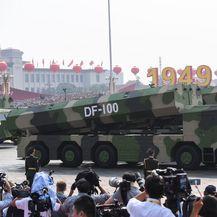 Vojna parada u Kini (Foto: AFP) - 11