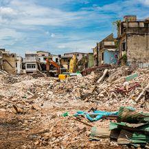 Posljedice potresa (Ilustracija: Getty)