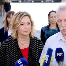 Vladi RH predana najava štrajka u osnovnom i srednjoškolskom sustavu (Foto: Patrik Macek/PIXSELL)