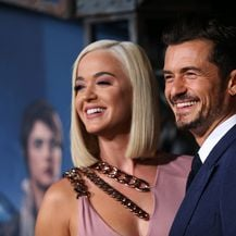 Orlando Bloom i Katy Perry (Foto: Getty Images)