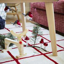 U robnu kuću IKEA stigla nova blagdanska kolekcija