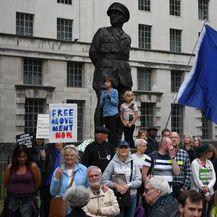 Prosvjed protiv Brexita (Foto: AFP) - 2