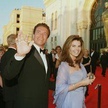 Arnold Schwarzenegger i Maria Shriver (Foto: AFP)