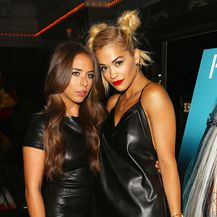 Chloe Green i Rita Ora (Foto: AFP)