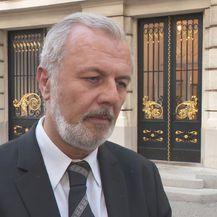 Ante Sanader, politički tajnik HDZ-a (Foto: Dnevnik.hr)