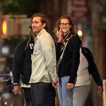 Jake Gyllenhall i Jeanne Cadieu (Foto: Profimedia)