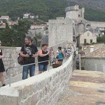 Pogled sa dubrovačkih zidina (Foto: Dnevnik.hr)