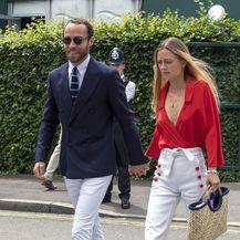 James Middleton i Alizee Thevenet (Foto: Profimedia)