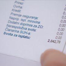 Povećanje mirovine (Foto: Dnevnik.hr)