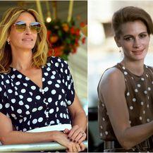 Julia danas i prije 29 godina u filmu Zgodna žena