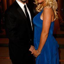 Christina Aguilera i Jordan Bratman (Foto: AFP)