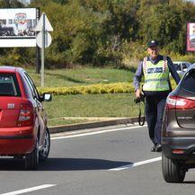 Policijski očevid u Puli (Foto: Dusko Marusic/PIXSELL) - 1