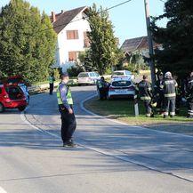 Prometna nesreća u Bektežu (Foto: Požega.eu) - 2