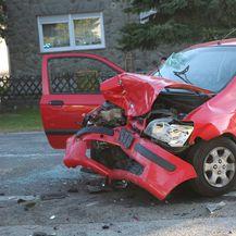 Prometna nesreća u Bektežu (Foto: Požega.eu) - 3