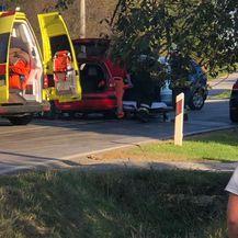 Prometna nesreća u Bektežu (Foto: Požega.eu) - 4