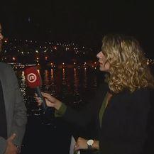 Romano Perić i Paula Klaić Saulačić (Foto: Dnevnik.hr)