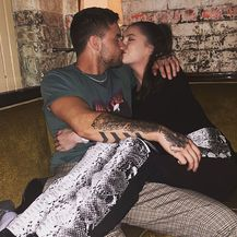 Liam Payne i Maya Henry (Foto: Instagram)