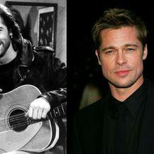 Nekad i sad: Brad Pitt