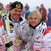 Ivica i Elin Kostelić (Foto: Zeljko Lukunic/PIXSELL)