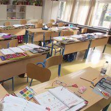 Prazna učionica (Foto: Dnevnik.hr)