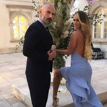 Valentina Walme i Davor Garić (Foto: Instagram)