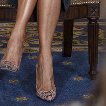 Melania Trump u tako običnoj haljini - 1