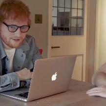 Princ Harry i Ed Sheeran (Foto: Instagram)