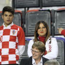 Davorka, Toni i Bruno Dalić (Foto: Igor Soban/PIXSELL)