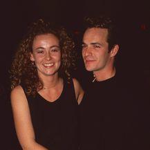 Luke je 10 godina bio u braku s Minnie Sharp