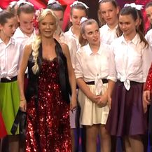 Step \'n Jazz, Maja Šuput (Foto: Screenshot Nova TV)