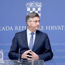 Premijer Andrej Plenković (Foto:Pixsell,Patrik Macek)