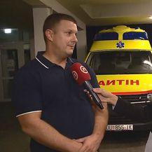 Luka Lulić i Paula Klaić Saulačić (Foto: Dnevnik.hr)
