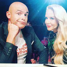 Davor Bilman i Maja Šuput (Foto: Instagram)