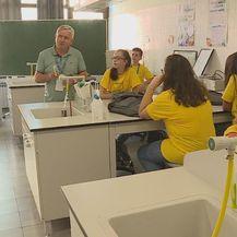 Učenici u Centru za izvrsnost (Foto: Dnevnik.hr) - 1