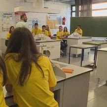Učenici u Centru za izvrsnost (Foto: Dnevnik.hr) - 3