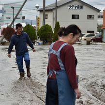 Japan pogodio razorni tajfun (Foto: AFP) - 4