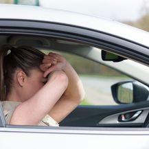 Stres u vožnji (Ilustracija: Getty)