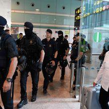 Prosvjed u Kataloniji (Foto: AFP) - 3