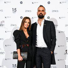 Korana Gvozdić i Ivan Šarić (Foto: Josip Regovic/PIXSELL)