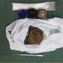 Pronađen šator za uzgoj indijske konoplje (PU zagrebačka) - 2