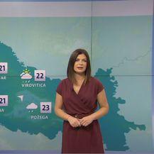 Vremenska prognoza (Foto: Dnevnik.hr) - 1