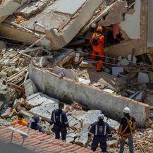 Urušavanje stambene zgrade u Brazilu (Foto: AFP) - 4