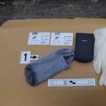 U vozilu pronađeni kokain i marihuana (Foto: PU zagrebačka) - 4