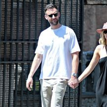 Jennifer Lawrence i Cooke Maroney (Foto: Profimedia)