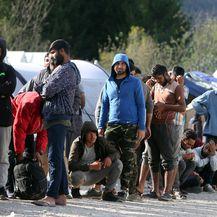 Ilegalni migranti u Vučjaku (Foto: Kristina Stedul Fabac/PIXSELL)