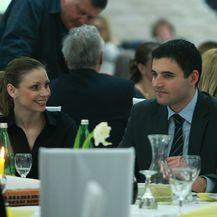 Davor Bernardić s bivšom suprugom Irenom (Foto: Arhiva/Sanjin Strukic/Pixsell)